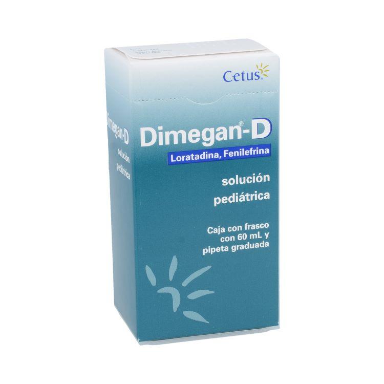 DIMEGAN D PED 0 05G JBE 60ML