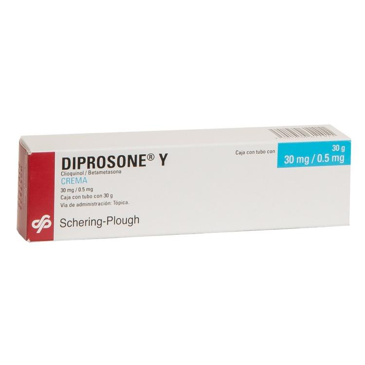 DIPROSONE Y CRA 30G