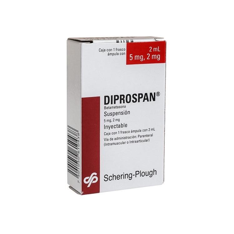 DIPROSPAN VIAL INY AMP 2ML