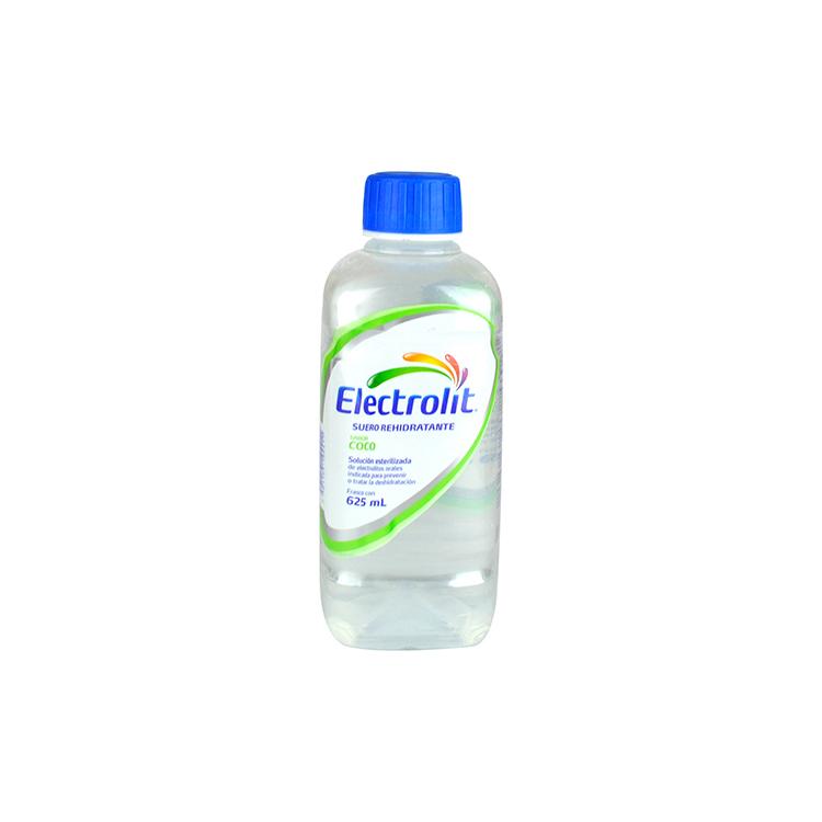 Electrolit Coco Plasco 1 Frasco Solucion 625 Ml