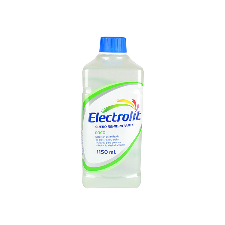 Electrolit Coco 1 Frasco Solucion 1150 Ml