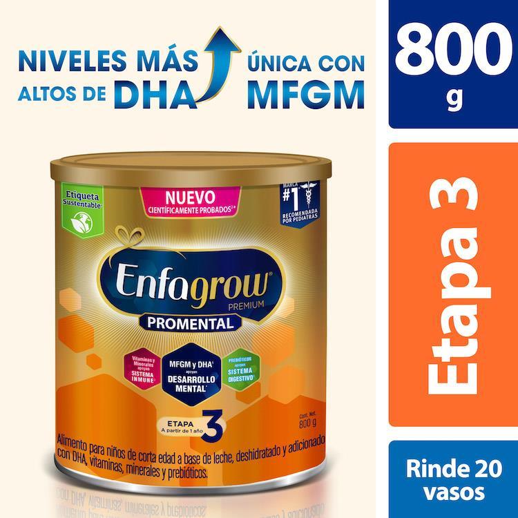 Enfagrow Premium 3 1 Lata Polvo 800 Gr
