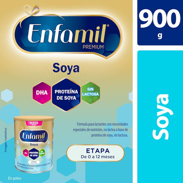 Enfamil Soya Premium 1 Lata Polvo 900 Gr