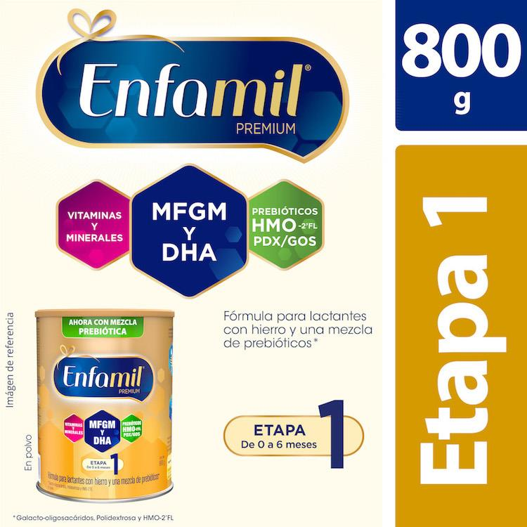 Enfamil Premium 1 1 Lata Polvo 800 Gr