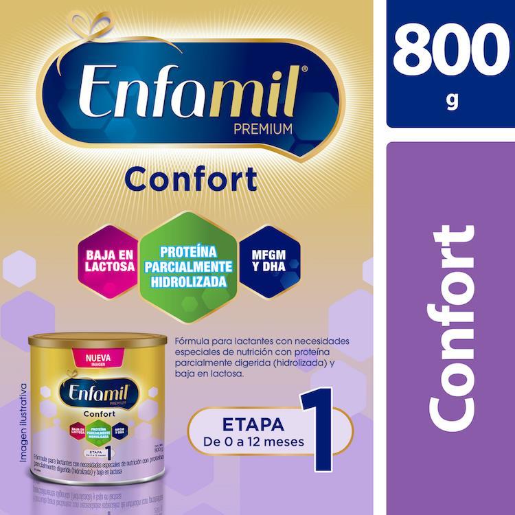 Enfamil Confort Premium 1 Lata Polvo 800 Gr