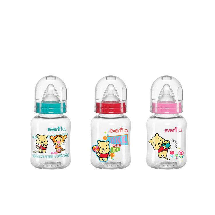 Evenflo Biberon Winnie Pooh 1 Botella 120 Ml