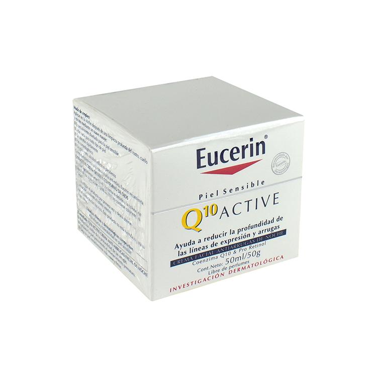 EUCERIN Q10 ACTIVE NOCHE 50ML