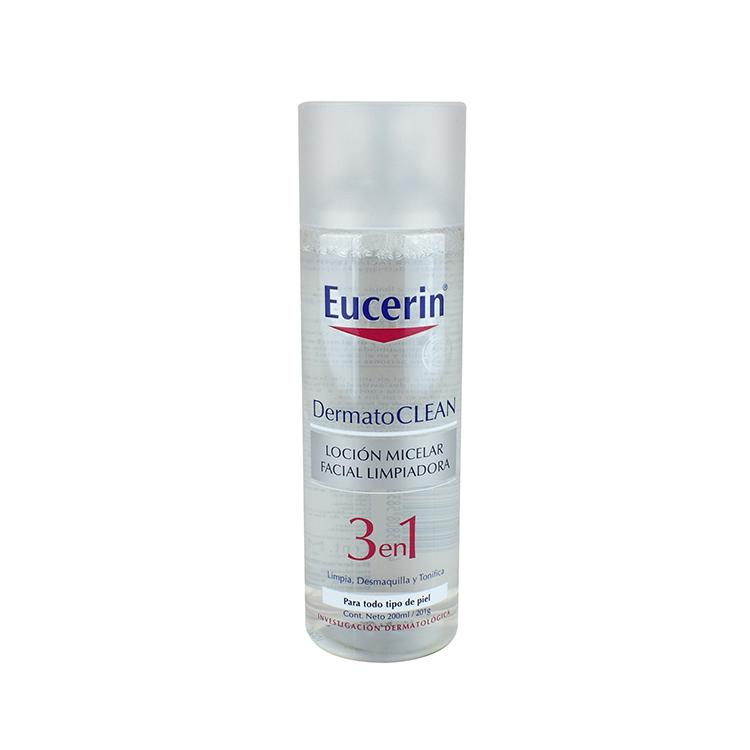 Eucerin Dermatocle Micellar Limp 3 En 1 1 Frasco 200 Ml