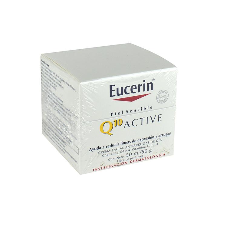 EUCERIN Q10ACTIVE CRA D?A50ML