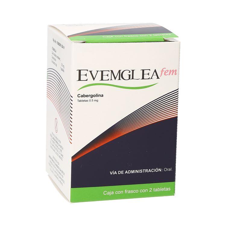EVEMGLEA FEM 0 5MG TAB C2