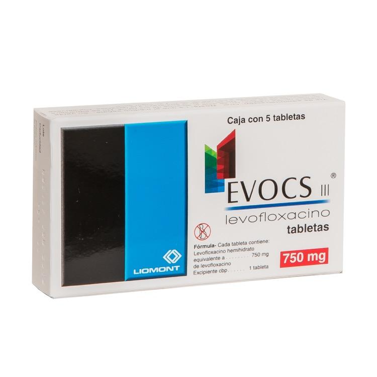 EVOCS III TAB 750MG C5