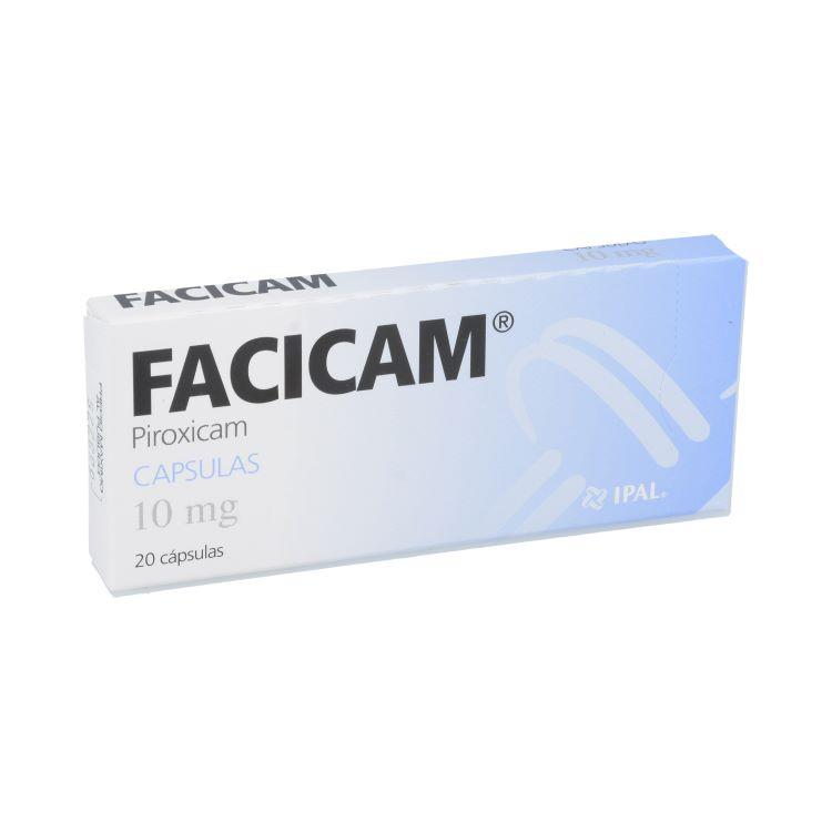 FACICAM 10MG CAP C20