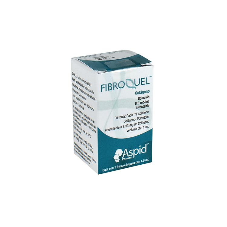 Fibroquel Sol Iny 1.5ml C1