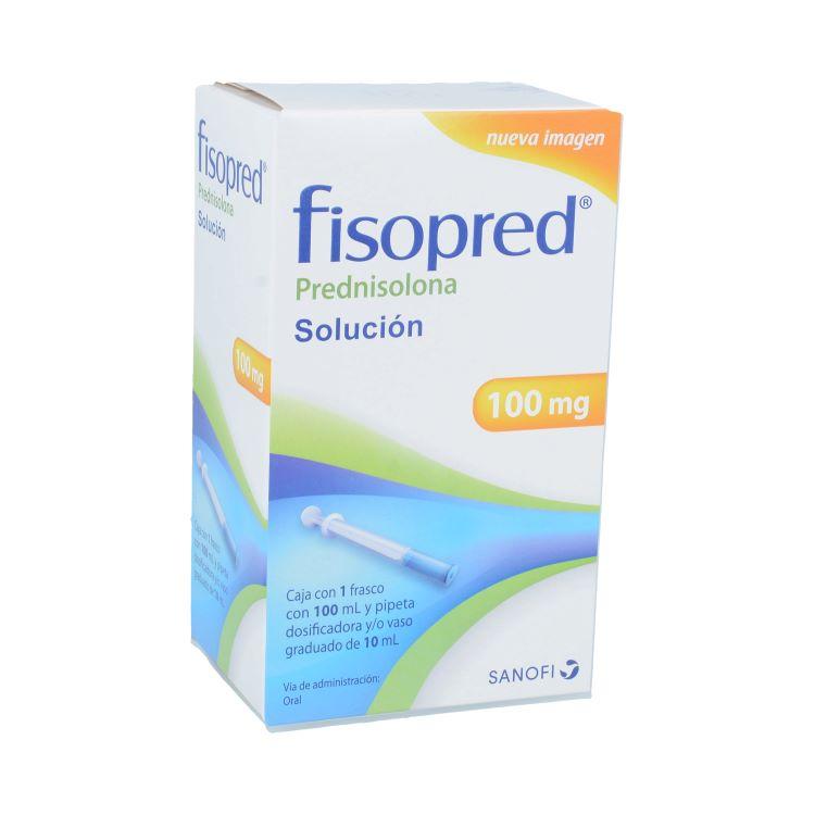 FISOPRED PED SOL 100ML