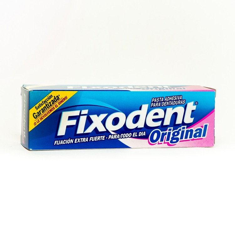 FIXODENT ADHES DNT ORIG 40ML