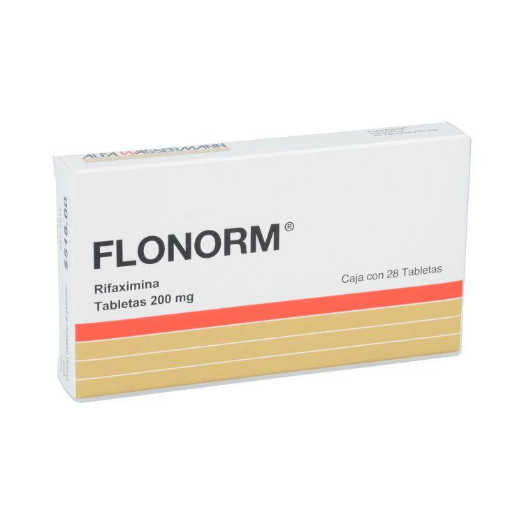 FLONORM 200MG GRAG C28