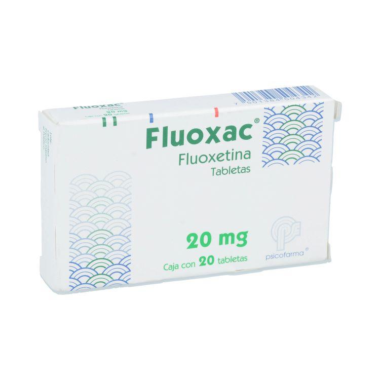FLUOXAC 20MG TAB C20