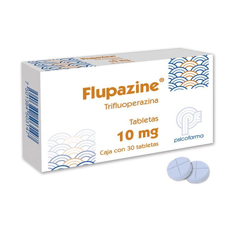 FLUPAZINE 10MG TAB C30