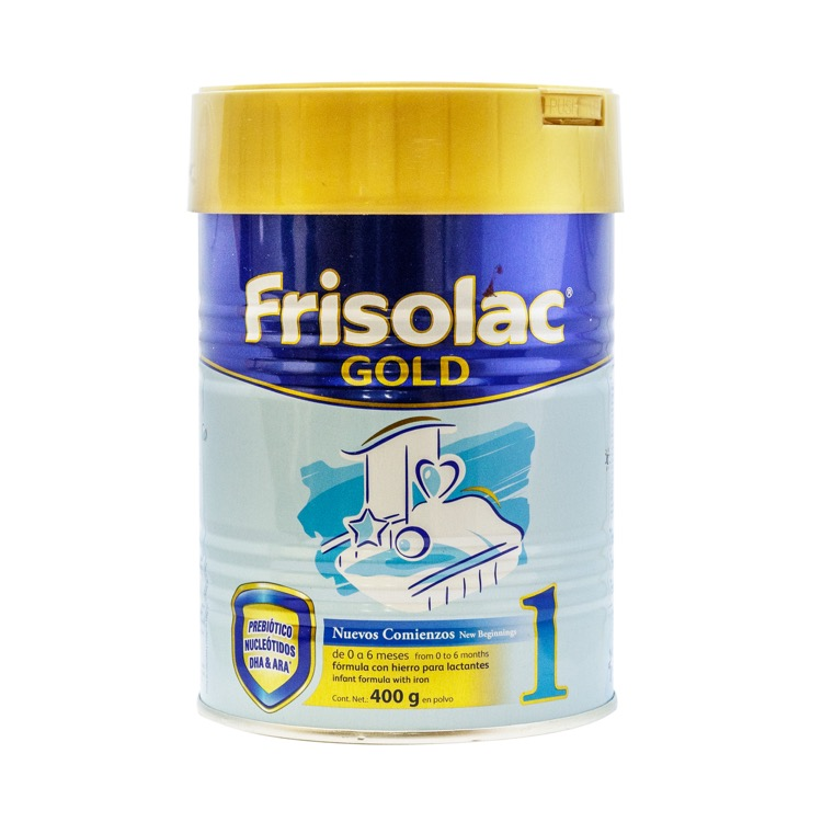 Frisolac Gold 1 1 Lata 400 Gr