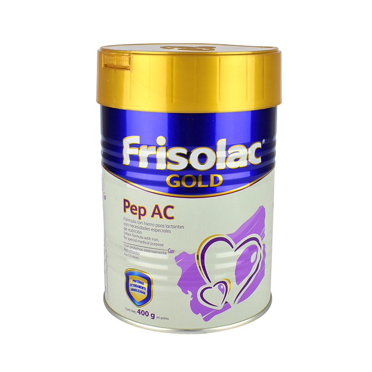 Frisolac Gold Pep Ac 1 Lata 400 Gr
