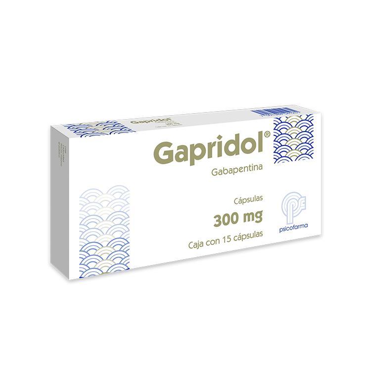 GAPRIDOL 300MG CAP C15