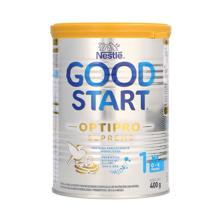 Good Start 1 Optipro Supreme 1 Lata Polvo 400 Gr