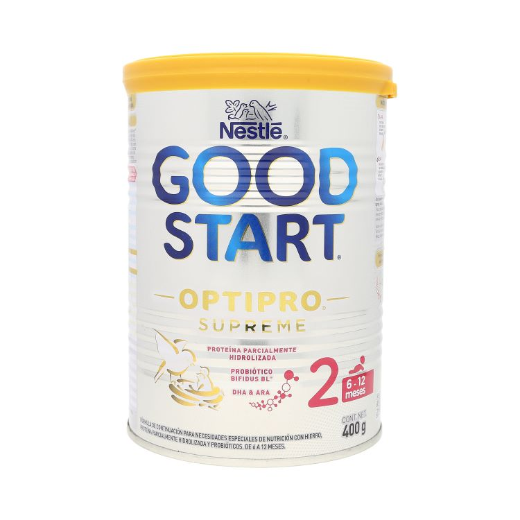 Good Start 2 Optipro Supreme 1 Lata Polvo 400 Gr