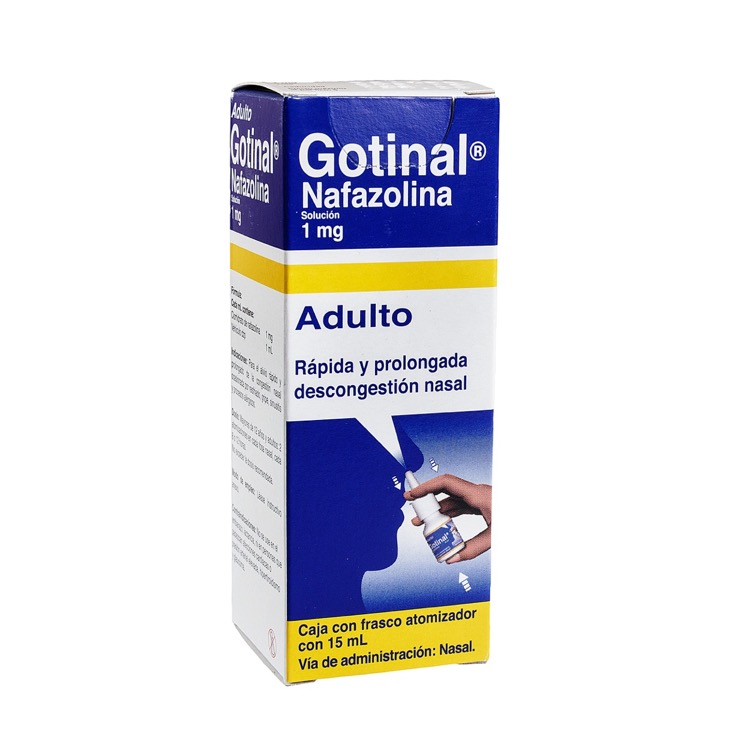 GOTINAL AD PUMP SPRY GTS 15ML
