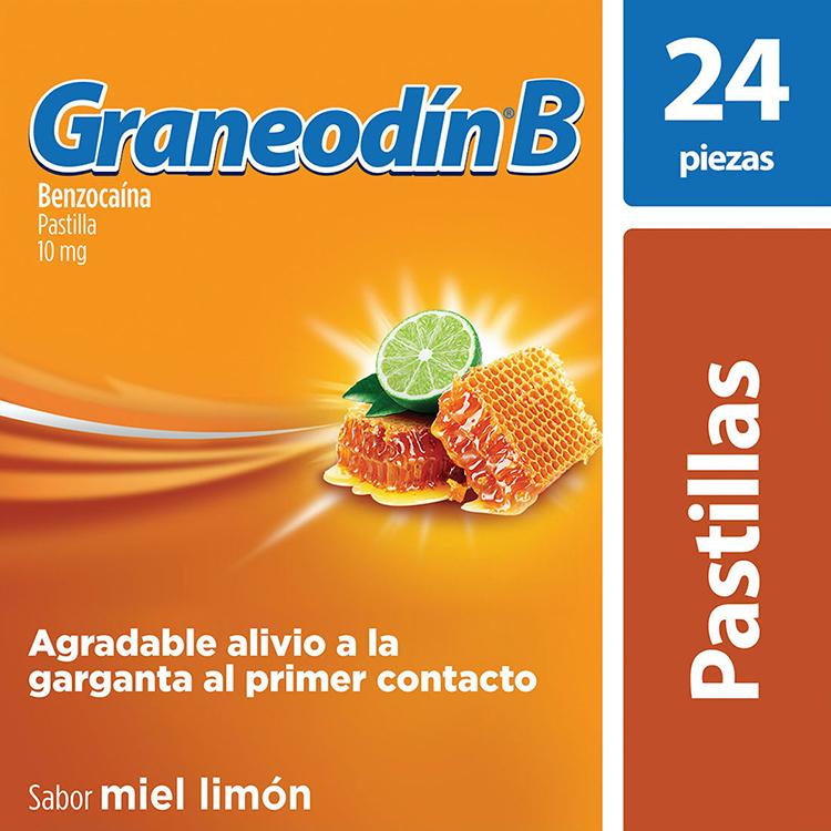 GRANEODIN B MIEL LMN TABC24