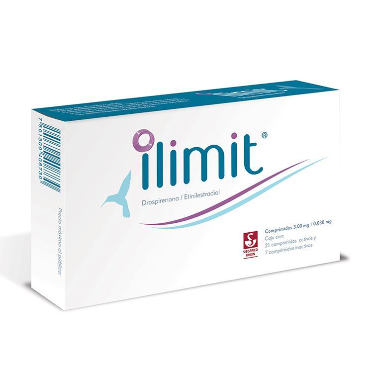 ILIMIT 3 00/0 030MG CPR 28