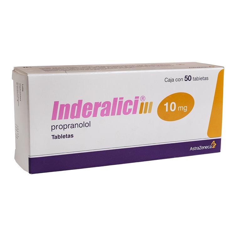 INDERALICI 10MG TAB C50
