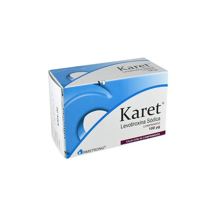 KARET 100MCG CPR C50