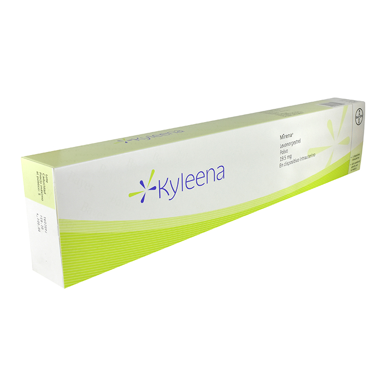KYLEENA 19 5MG DISP C1