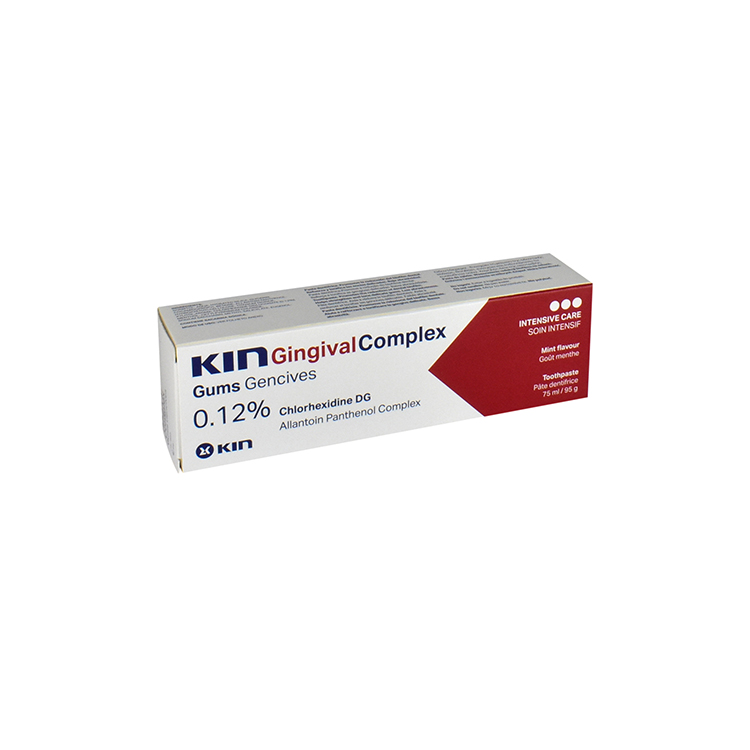 Kin Gingival Liqd Dentrifico 1 Frasco Liquido 75 Ml