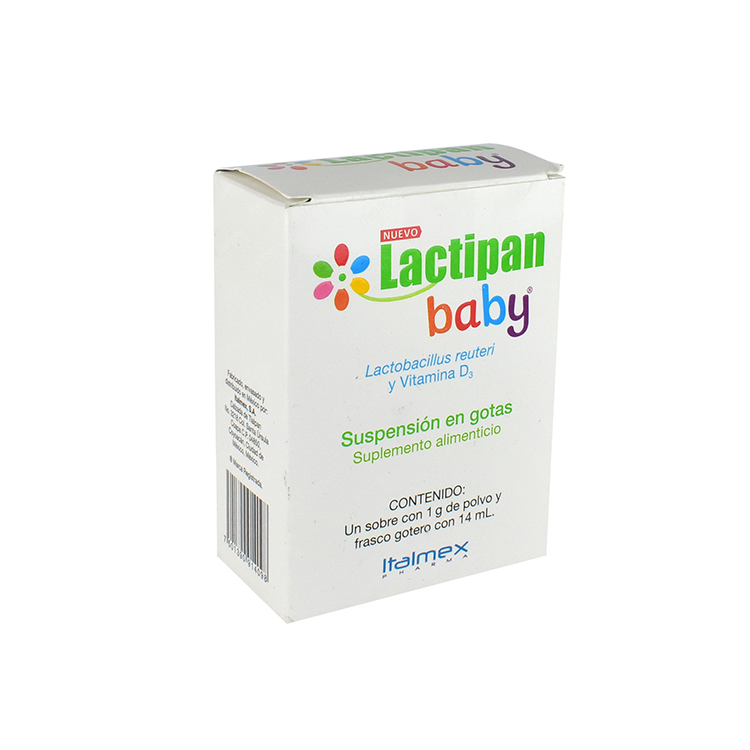 LACTIPAN BABY 1G FCO GTS 14ML