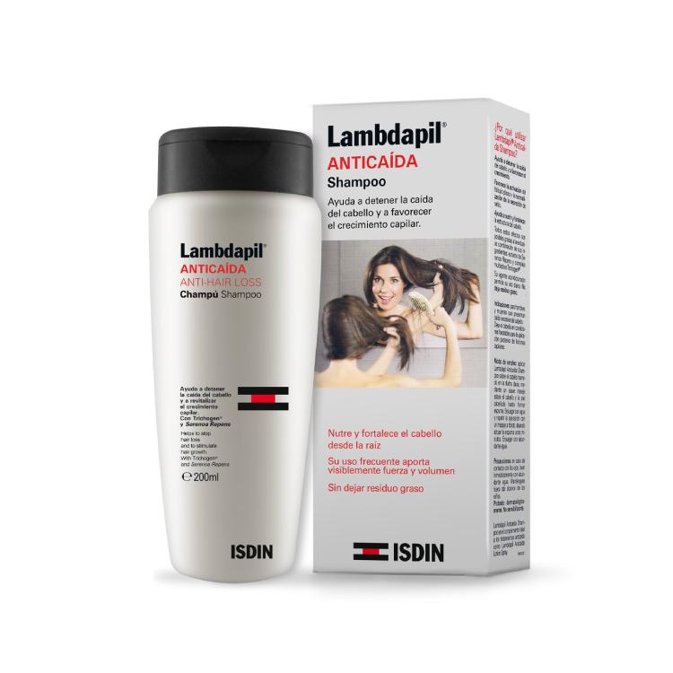 Lambdapil Anticaida Shampoo 200 Ml 1 Botella