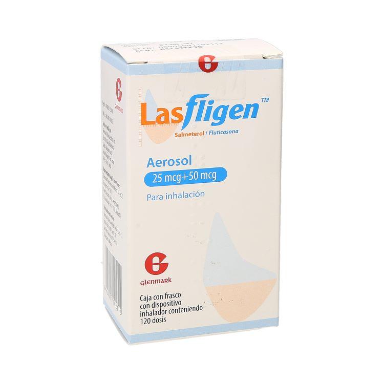 LASFLIGEN 25/50MCG 120DOSIS