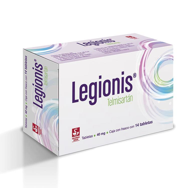 LEGIONIS 40MG TAB C14