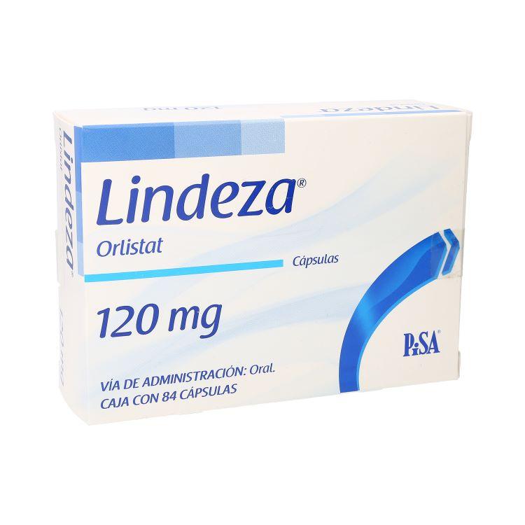 LINDEZA 120MG CAP C84