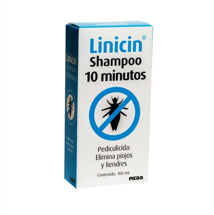 LINICIN SHAMPOO 10 MIN 100ML