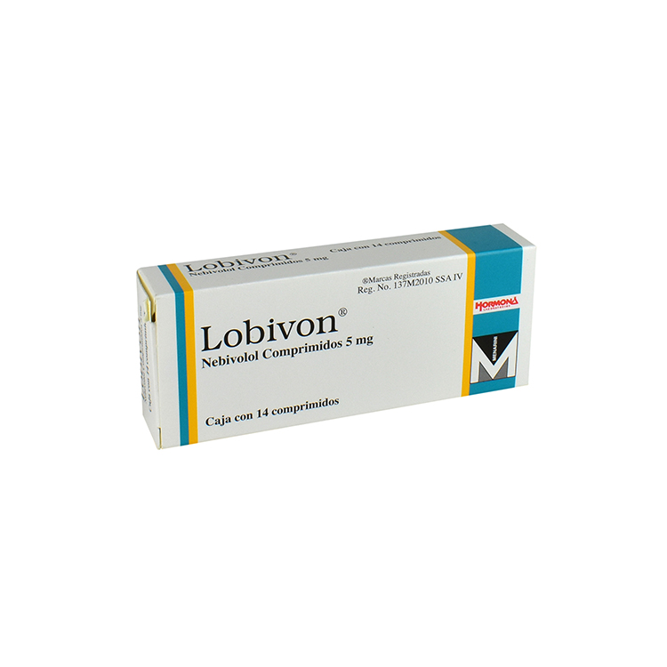 LOBIVON 5MG CPR C14