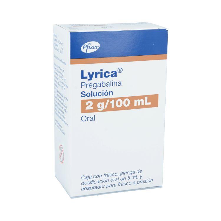 LYRICA SOL ORAL 20MG 5ML