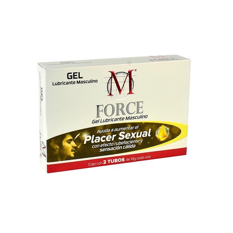 M FORCE GEL 10G C2