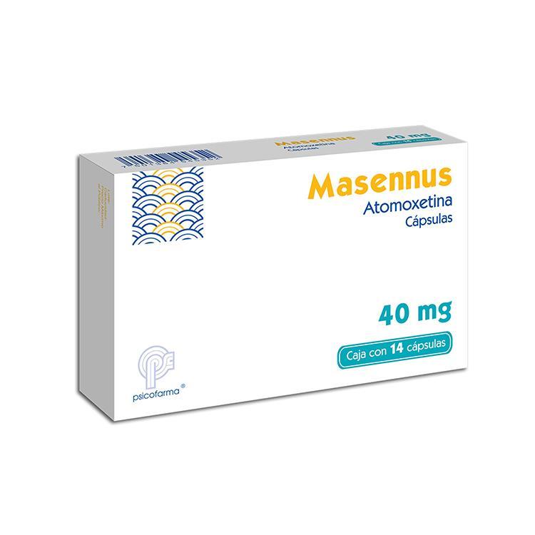 MASENNUS 40MG CAP C14