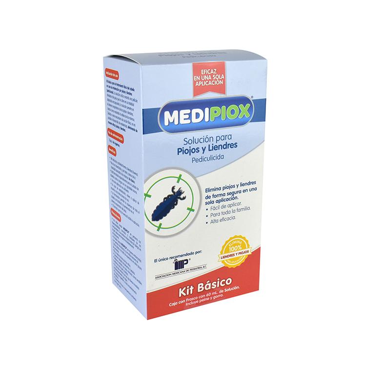 MEDIPIOX KIT BASICO SOL 60ML