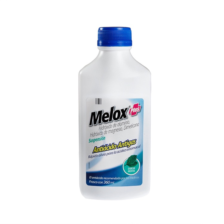MELOX PLUS MTA SUSP 360ML