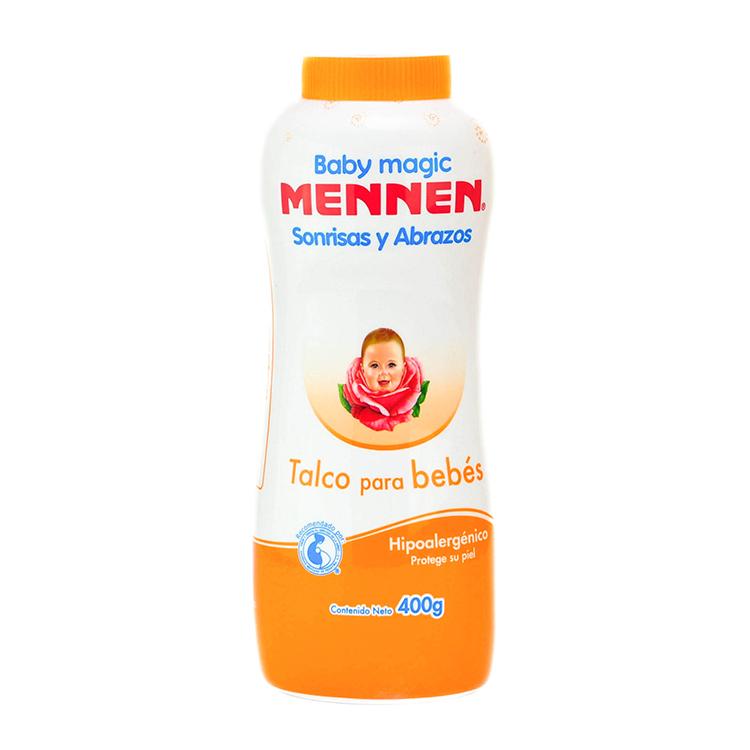 MENNEN BABY TCO SONRISAS 400G