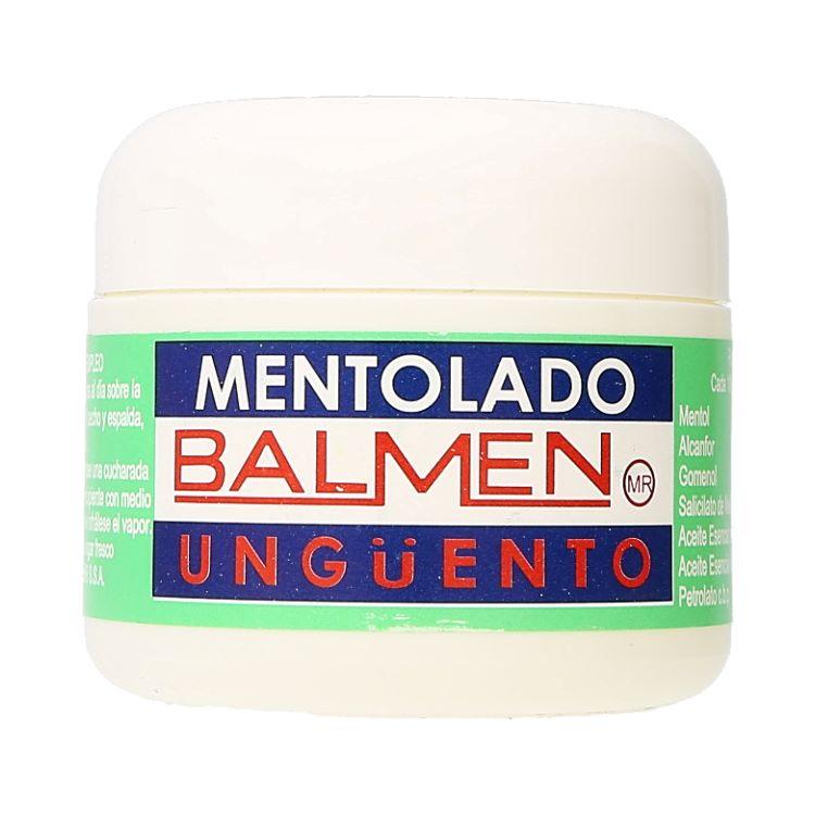 MENTOLADO BALMEN CREMA 60GR