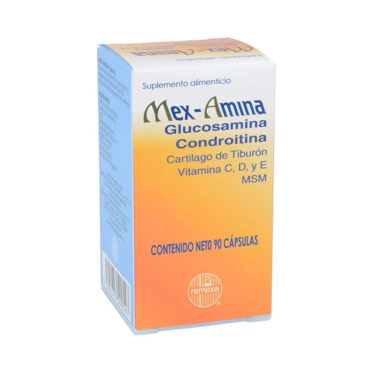 MEX AMINA SUP ALIM CAP C90