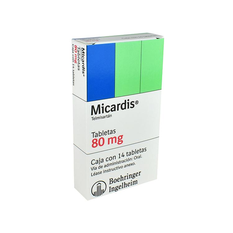 MICARDIS 80MG TAB C14